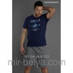 Pajamas man's Henderson 31479 ACE blue,