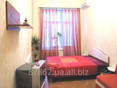 Apartments for rent on 24-B, Pushkinska