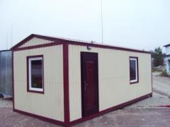 Pro-slave change houses