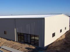 Complexes warehouse fast-buil