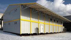 Process buildings. Turnkey construction