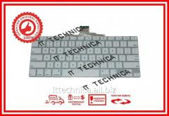 Apple MacBook A1181 keyboard white (horizontal