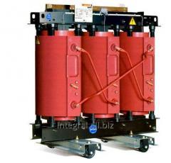 TSZ dry transformers