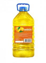 Lemon liquid soap, 5 kg