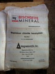 Magnesium chloride, bischofite, magnesium chloride