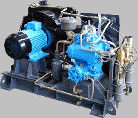 Установки компрессорные КР-2 и АКР-2 для