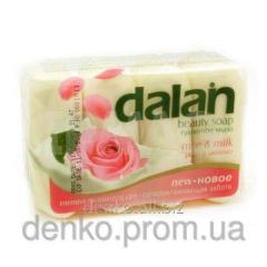 DALAN Beaty ekopak 4 * 90 Roza with milk