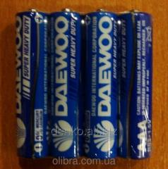 Daewoo R 03 battery