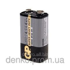 GP supercell 6F22 battery
