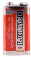 Hyundai 6F22 battery