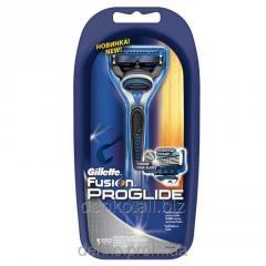 The Gillette Fusion Proglide razor with 1