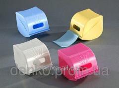 Holder of toilet paper.