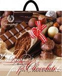 Package layer ruch 37*33 Chocolate