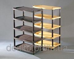 The shelf for the STANDARD footwear