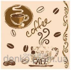 Coffee Luxy napkin