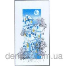 Napkin ng Luxy is small the winter city
