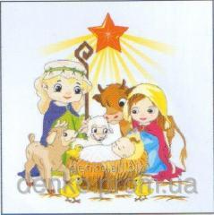 Napkin ng Luxy Christmas star