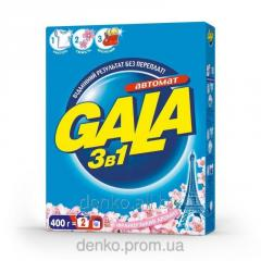 3 in 1 laundry detergent Gala French aroma of 400