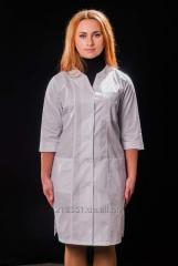 Медицинский халат Мария Универсал , сорочечная