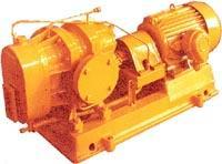 Газодувки ротационные серии Е21 для прокачивания