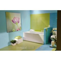 Acrylic bathtub with legs of Pool Spa Klio