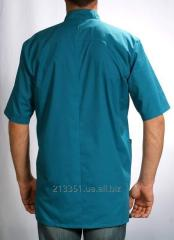 Медицинский халат Комфорт укорочению Униформа ,