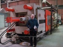 JSW1300 automatic molding machine