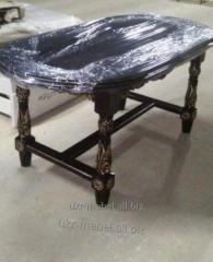 Обеденные столы и стулья. Мебель обеденная
