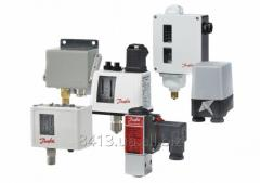 Industrial automatic equipment and driving DANFOSS