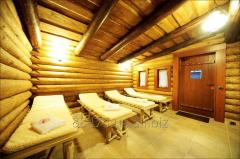 Medical sauna, Ukraine