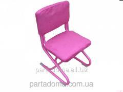 Чехол для стула Дэми СУТ.01 Aloba розовый