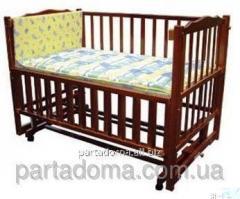 Кроватка Geoby lm-604-sa g426