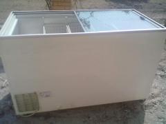 Морозильные лари 400л,500 б/у