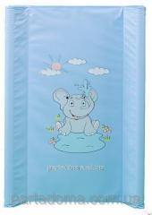 Универсальный матрасик Tega tg-002 слоник голубой