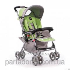 Коляска Everflo e-301 green/grey