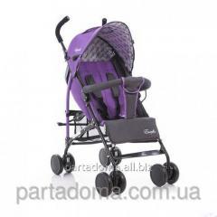 Коляска Everflo sk-168 ,колеса открытые violet