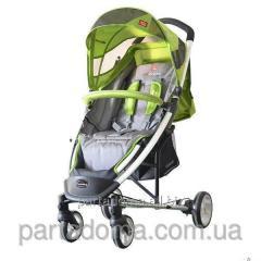 Прогулочная коляска Quatro cross green зелень
