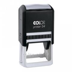 Оснастка для штампов Printer 54