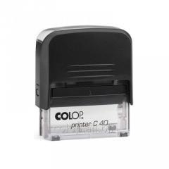Оснастка для штампов Printer C 40