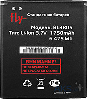 Fly IQ4404 BL3805 battery original