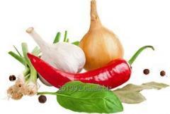 Натуральные экстракты специй и пряностей, ароматы