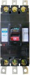 Выключатель автоматический ВА-2004/400 3р