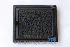 Дверка топочная (чугун) (STK СЧ 51)