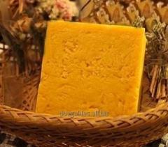 Soap olive for a hamam