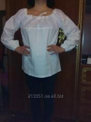 Рубашка под вышивку сорочечная ткань