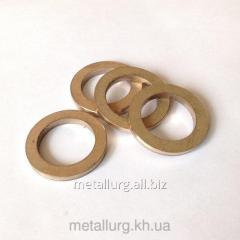 Washer bronze-and-graphite 20х30х3