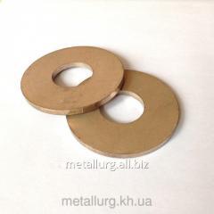 Washer bronze-and-graphite 20х50х3