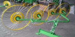 Grabli-voroshilki Bomet 4 wheels