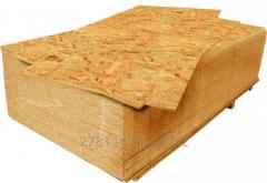 Плиты OSB-3 10мм 1,25*2,5м