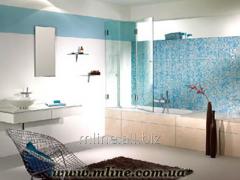 Glass shower cabin 10.30
